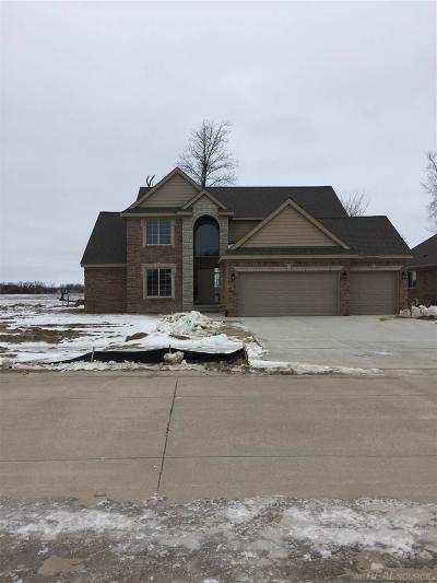 Macomb MI Single Family Home For Sale: $395,400