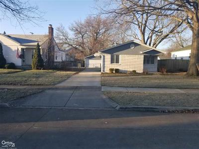Mount Clemens Rental For Rent: 22 Eastman