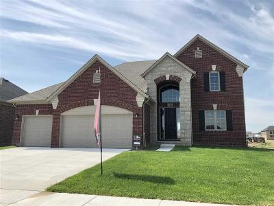 Macomb Twp Single Family Home For Sale: 21948 Rio Grande