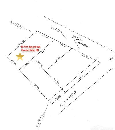 Residential Lots & Land For Sale: 47519 Sugarbush