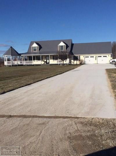 Richmond MI Single Family Home For Sale: $299,900