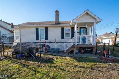 Wayne Single Family Home For Sale: 1034 Walnut
