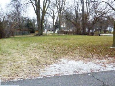 Harrison Twp Residential Lots & Land For Sale: 39271 Hazel St
