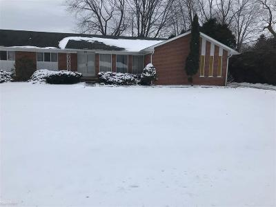 Chesterfield  Single Family Home For Sale: 28070 Kingsberry St