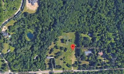 Rochester Residential Lots & Land For Sale: 1101 E Snell Rd