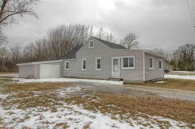 Saint Clair  Single Family Home For Sale: 1104 Richman Rd