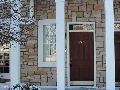Sterling Heights Condo/Townhouse For Sale: 4484 Berkshire