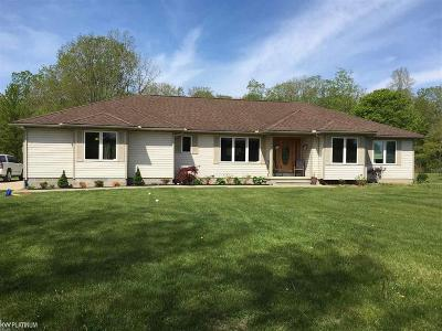 Cottrellville Single Family Home For Sale: 7822 Morrow Road