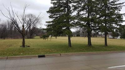 Clinton Township Residential Lots & Land For Sale: 36164 Garfield