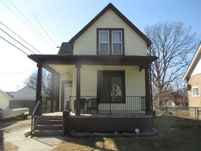 Mount Clemens Single Family Home For Sale: 71 Grove Park St