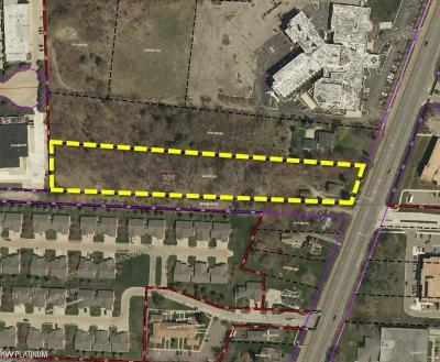 Clinton Township Residential Lots & Land For Sale: 44211 North Gratiot Ave