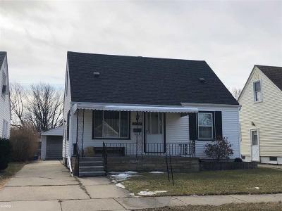 Saint Clair Shores Single Family Home For Sale: 21108 Bon Heur
