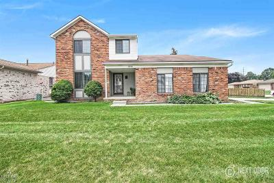Sterling Heights Single Family Home For Sale: 13708 Breezy Dr.
