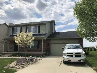 Dundee Single Family Home For Sale: 5025 Westminster