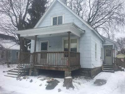 St. Clair Single Family Home For Sale: 1120 Bancroft