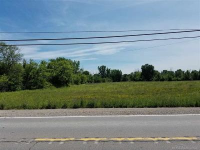 Residential Lots & Land For Sale: 32 Mile Rd.