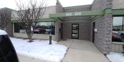 Clinton Township Commercial Lease For Lease: 42536 Hayes Suite 600