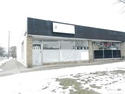 Commercial Lease For Lease: 21901 Harper Ave