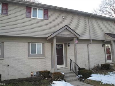 Shelby Twp Condo/Townhouse For Sale: 1976 Orchard Crest