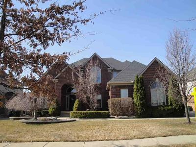 Shelby Twp Single Family Home For Sale: 56705 Edgewood