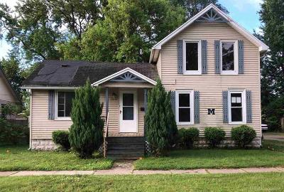 Port Huron Single Family Home For Sale: 1014 Garfield