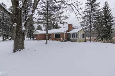 Bruce Single Family Home For Sale: 71320 Dequindre