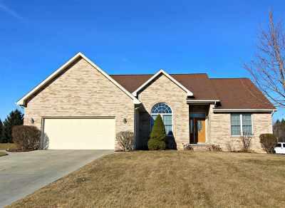 Flint Single Family Home For Sale: 5463 River Meadow Boulevard