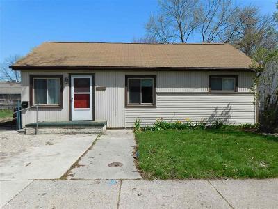 Saint Clair Shores Single Family Home For Sale: 20613 Avalon