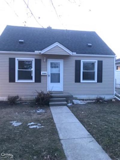 Roseville Single Family Home For Sale: 25883 Leach