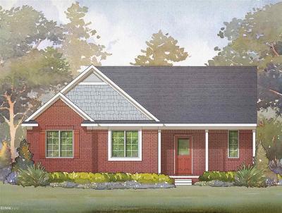Lapeer Condo/Townhouse For Sale: 8100 Luxington
