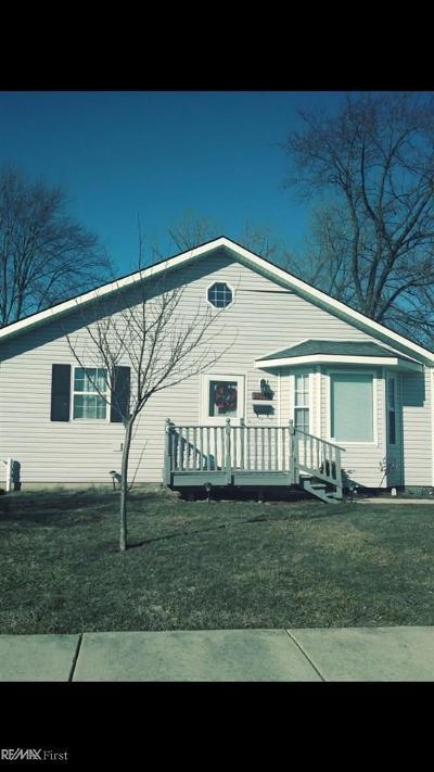 Saint Clair Shores Single Family Home For Sale: 22813 Francis