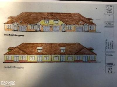 Mount Clemens Residential Lots & Land For Sale: N Rose
