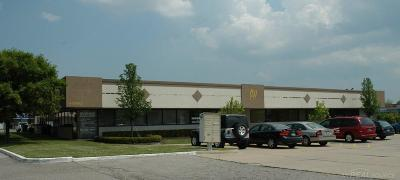 Clinton Township Commercial Lease For Lease: 44990 Heydenreich