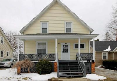 Single Family Home For Sale: 545 S Elizabeth St