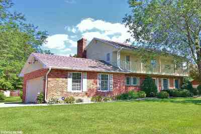 Flint Single Family Home For Sale: 1414 Hickory Hollow