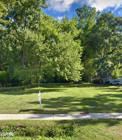 Harrison Twp Residential Lots & Land For Sale: 25667 Crocker Blvd