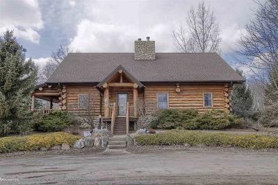 Kimball Single Family Home For Sale: 211 Pine River Rd