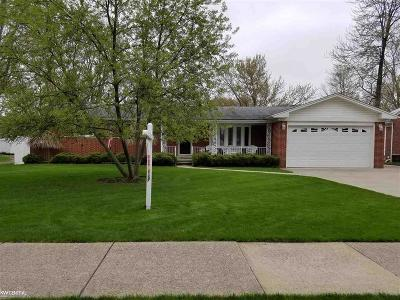 Sterling Heights Single Family Home For Sale: 5504 Kreger