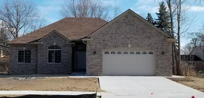 Chesterfield Single Family Home For Sale: 50248 Oakbrooke