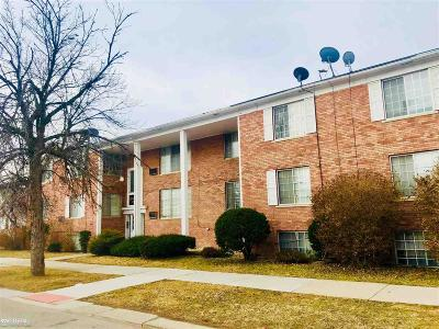 Detroit Multi Family Home For Sale: 10101 Cadieux