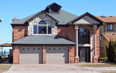 Saint Clair Shores Single Family Home For Sale: 29308 Jefferson