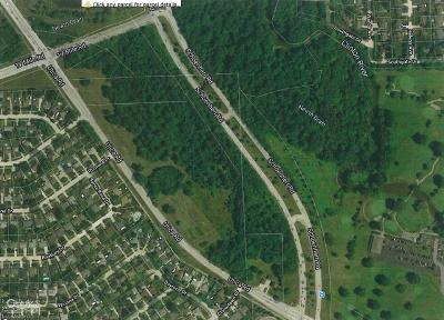 Sterling Heights Residential Lots & Land For Sale: 38720 Utica Rd