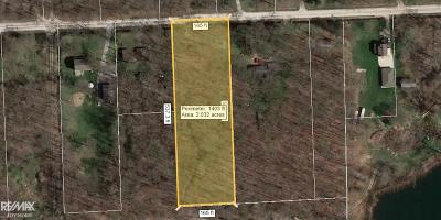 Clay Twp Residential Lots & Land For Sale: Benoit - A