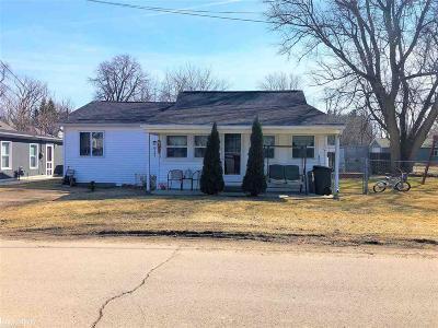 Burtchville Single Family Home For Sale: 3511 Memoir Drive