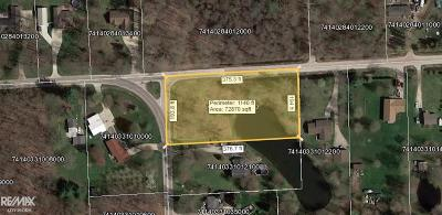 Clay Twp Residential Lots & Land For Sale: Benoit