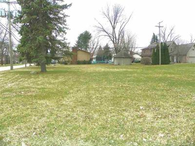 Sterling Heights Residential Lots & Land For Sale: 13690 Clinton River Road