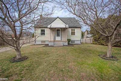 Sterling Heights Single Family Home For Sale: 8711 E 14 Mile Road