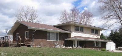 St. Clair Single Family Home For Sale: 6868 Frith