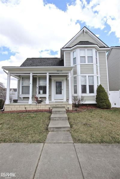 New Haven Single Family Home For Sale: 59140 Amherst Ave