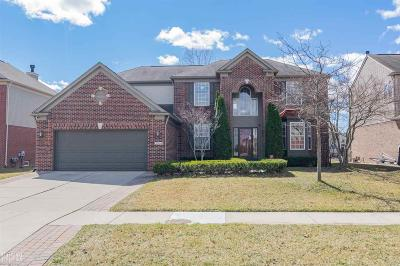 Macomb Single Family Home For Sale: 21994 Gailes